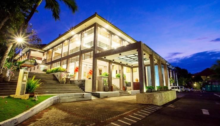 Plagoo Holiday Hotel Nusa Dua - exterior