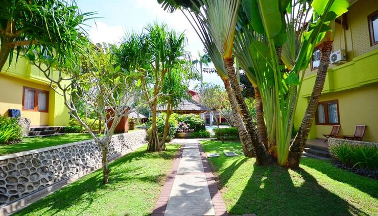 Plagoo Holiday Hotel Nusa Dua - Taman