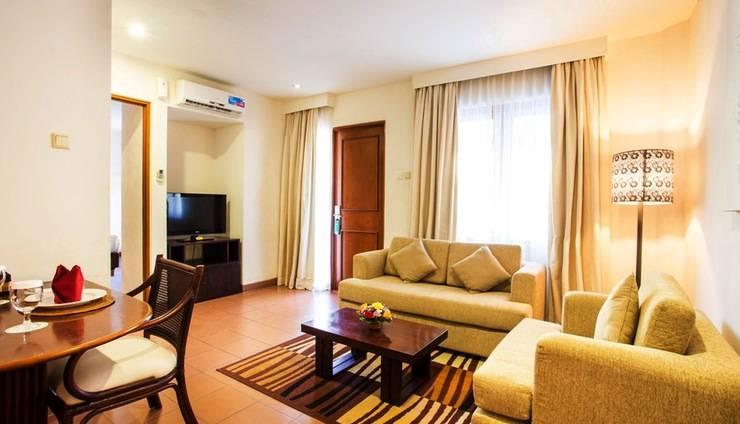 Plagoo Holiday Hotel Nusa Dua - Ruang tamu