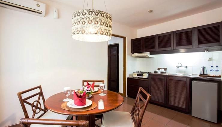 Plagoo Holiday Hotel Nusa Dua - Ruang makan