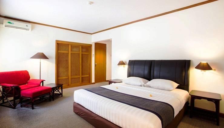 Plagoo Holiday Hotel Nusa Dua - Kamar tidur