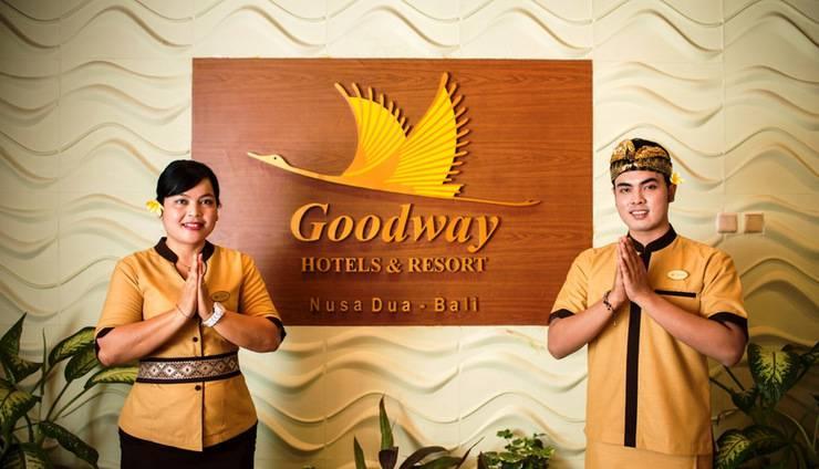 Plagoo Holiday Hotel Nusa Dua - Resepsionis