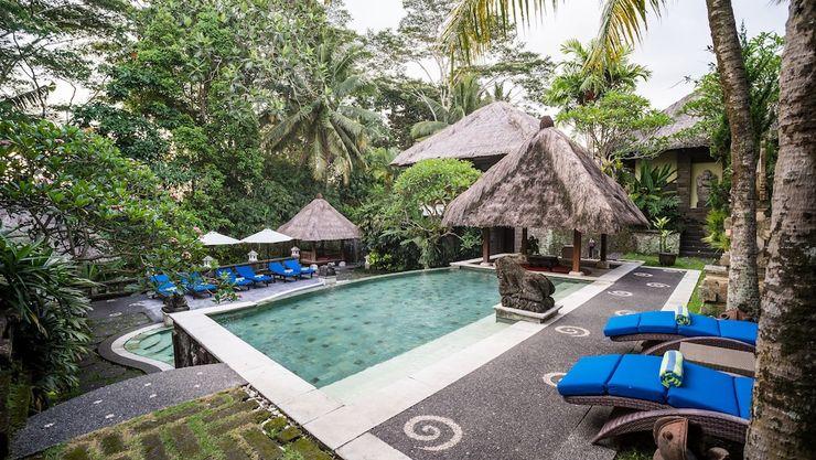 Kori Ubud Resort Spa & Restaurant Bali - Outdoor Pool