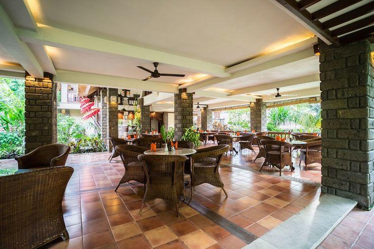Kori Ubud Resort Spa & Restaurant Bali - Restaurant