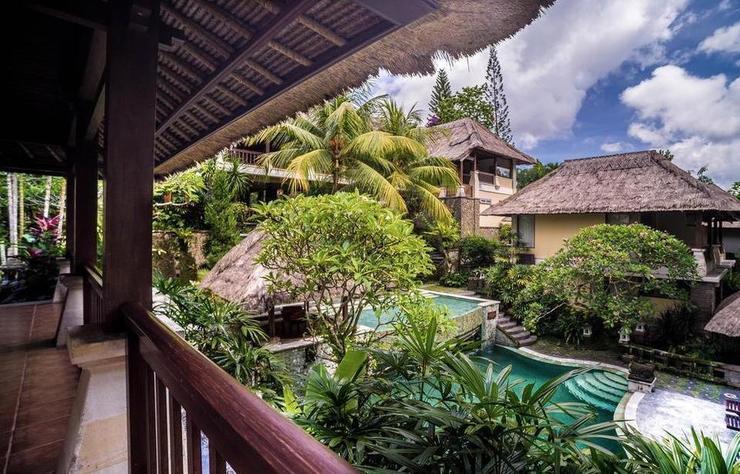 Kori Ubud Resort Spa & Restaurant Bali -