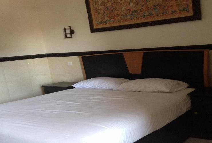 Sanjaya Hotel Bali - Guest room