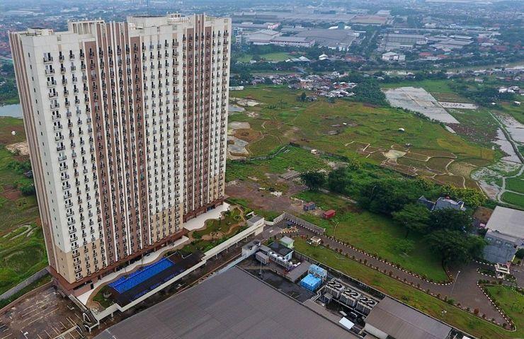 Calm Room Azalea Suites Cikarang by Jayakarta Group Bekasi - exterior
