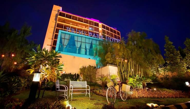 PRIME PARK Hotel Bandung - Facade