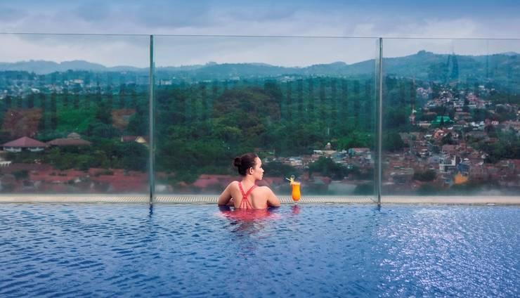 PRIME PARK Hotel Bandung - Pool