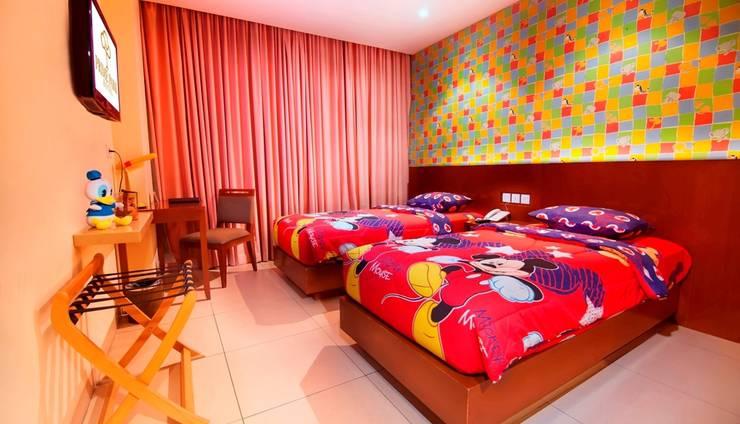 PRIME PARK Hotel Bandung - Deluxe Kids Room