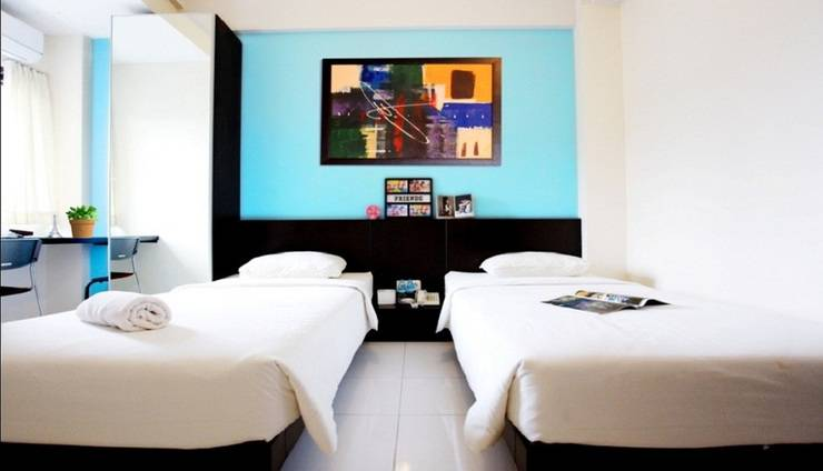 LeGreen Suite Ambon - Kamar tidur