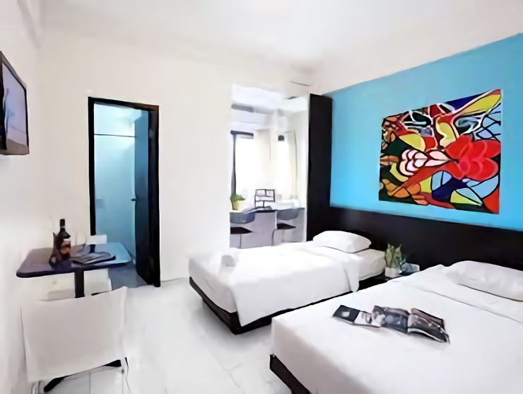 LeGreen Suite Ambon - room