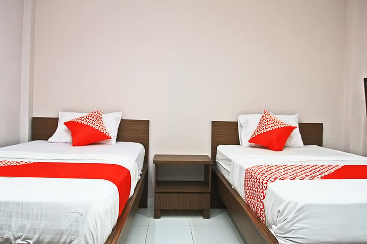 OYO 1020 Pelita Guest House Balikpapan - Bedroom