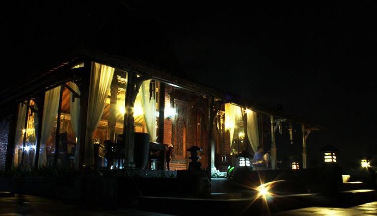 Joglo Resort Bogor - Eksterior