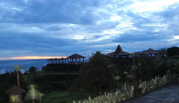 Joglo Resort Bogor - Pemandangan Sekitar