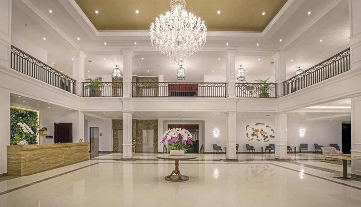 Grand Palace Hotel Sanur - Bali Bali - Lobby