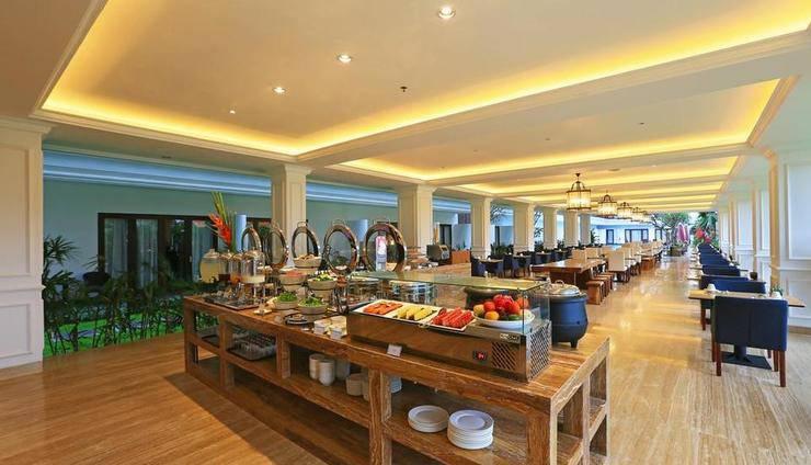 Grand Palace Hotel Sanur - Bali Bali - Restaurant