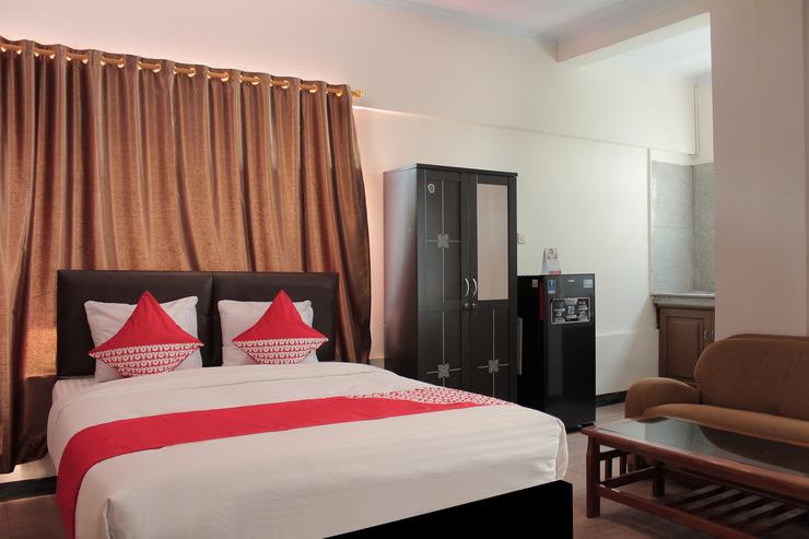 OYO 222 M@Jayakarta Jakarta - Bedroom