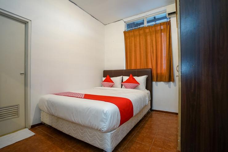 OYO 1844 Bravo Residence Pangkalpinang - BED