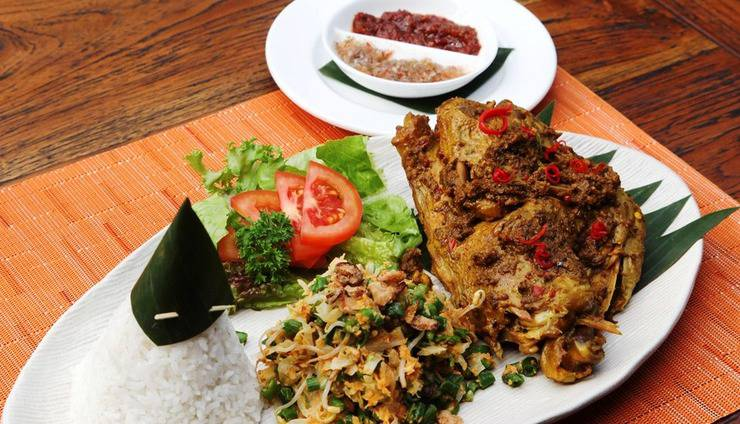 Tejaprana Resort & Spa Bali - Crispy Duck