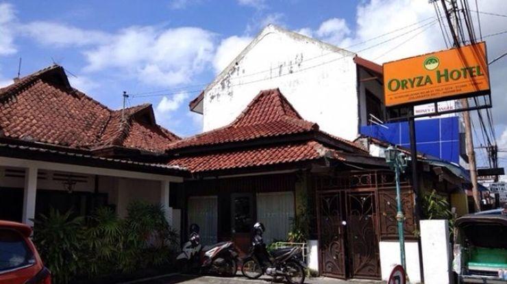 Oryza Hotel Malioboro Yogyakarta - Exterior