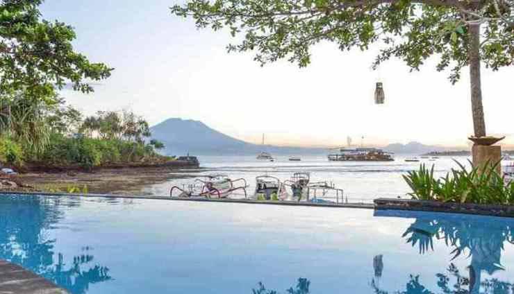 Tamarind Beach Bungalow Bali - Pemandangan