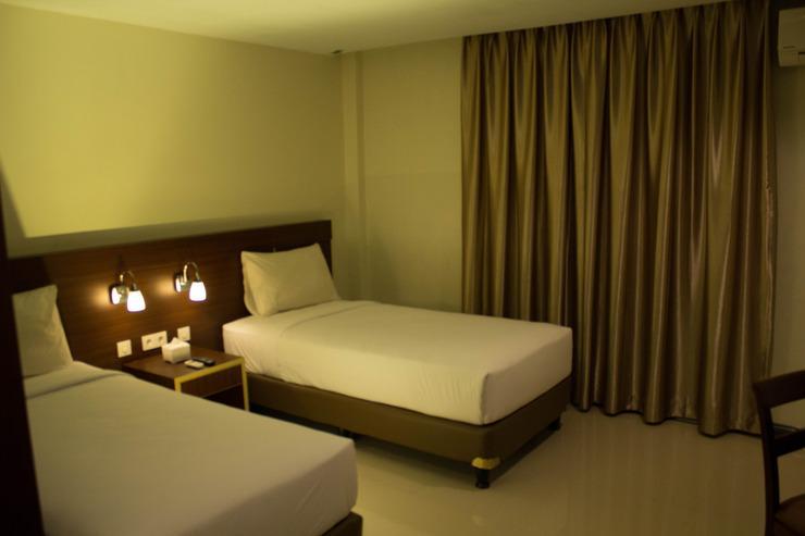 Megara Hotel by Azana Pekanbaru - Junior Suite Twin
