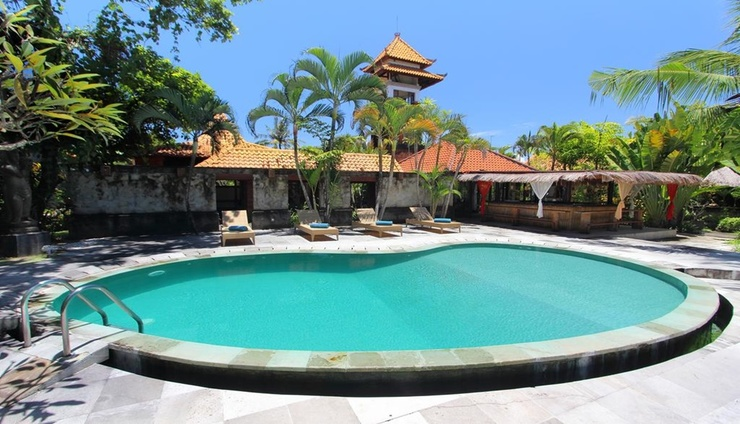 Fare Ti'i Villas Bali - Facilities
