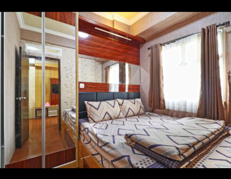The Suites Metro Apartment by Putri Bandung - Bedroom