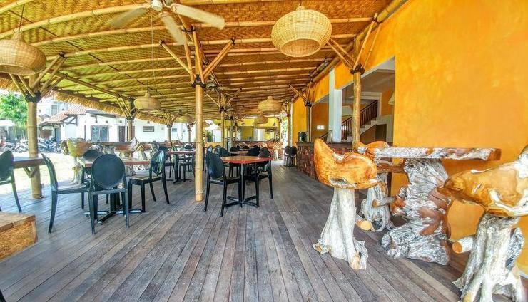 Sunny House Jimbaran (not active) Bali - kantor depan