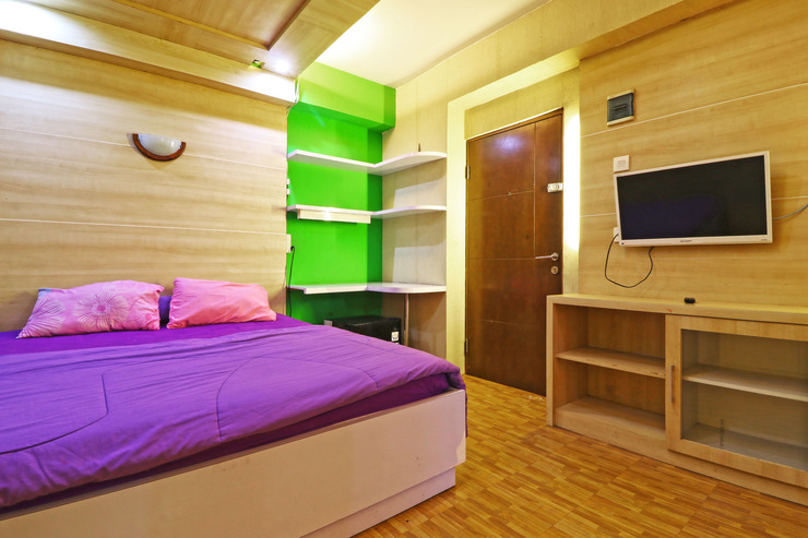 Inkubus Gateway Apartment Ahmad Yani Bandung - one bedroom