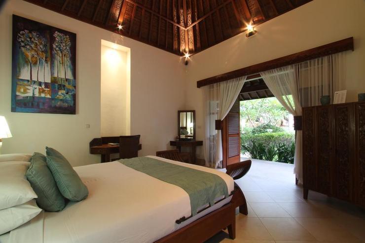 Saba Garden Villa Bali - Rooms