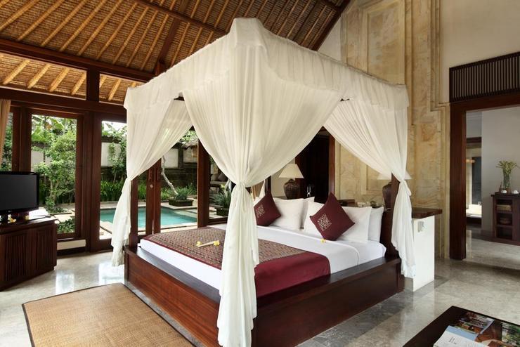 The Ubud Village Resort & Spa Bali - Bedroom
