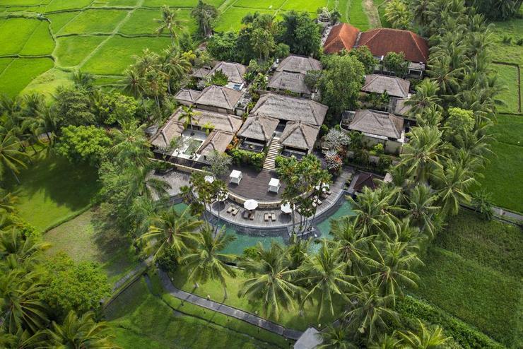 The Ubud Village Resort & Spa Bali - Facade
