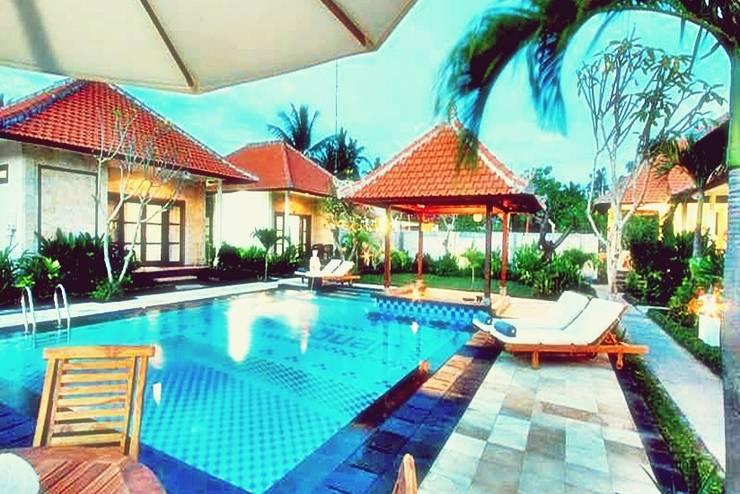 Pondok Jenggala Bali - Kolam Renang