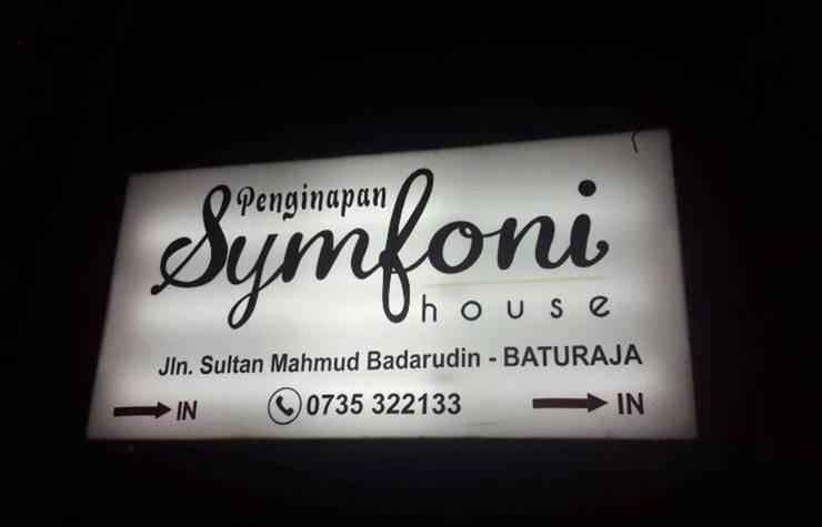 Symfoni House Baturaja - Symfoni House