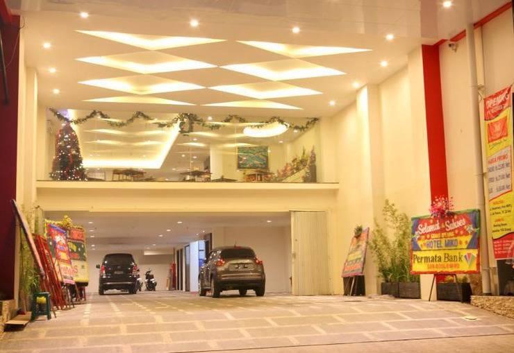 Miko Hotel Makassar - Eksterior