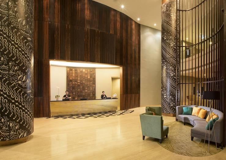 Aston Bellevue Radio Dalam Jakarta - Lobby