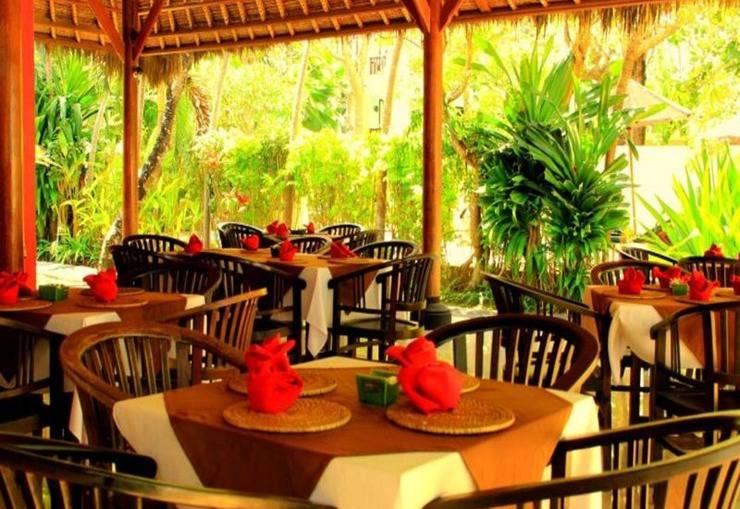 The Benoa Beach Front Villas & Spa Bali - Restoran