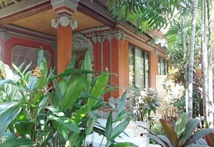 The Benoa Beach Front Villas & Spa Bali - Eksterior