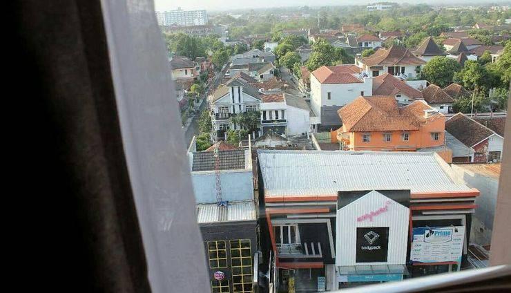 Brothers Inn Babarsari Jogja - pemandangan