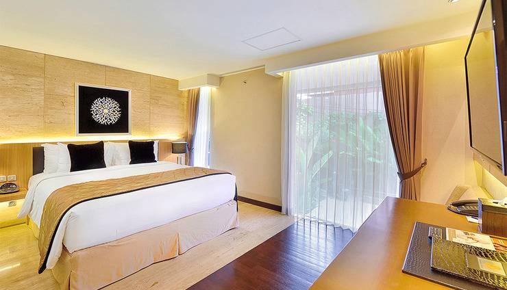 Golden Tulip Devins Hotel Seminyak - Deluxe Garden
