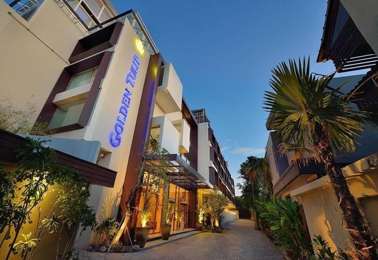 Golden Tulip Devins Hotel Seminyak - Eksterior