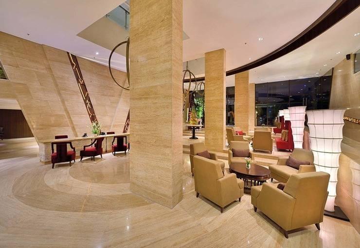 Golden Tulip Devins Hotel Seminyak - Restoran