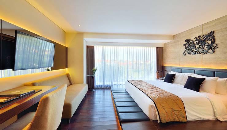 Golden Tulip Devins Hotel Seminyak - Deluxe King With bathtub