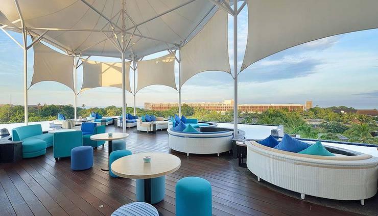 Golden Tulip Devins Hotel Seminyak - Lounge