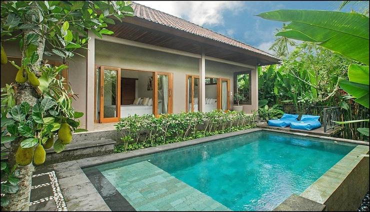 Villa Nangka Bali - exterior