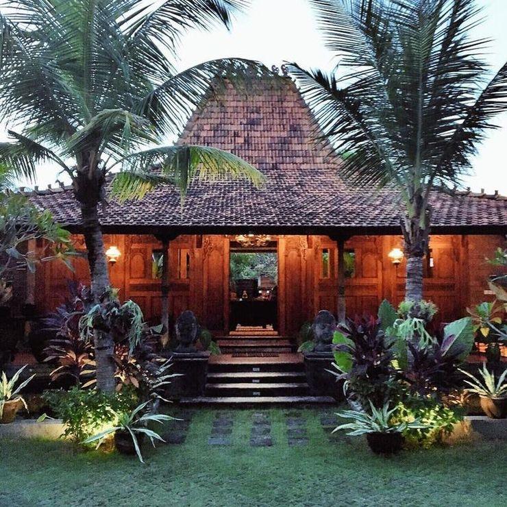 Mahe Garden Inn and Villa Bali - exterior