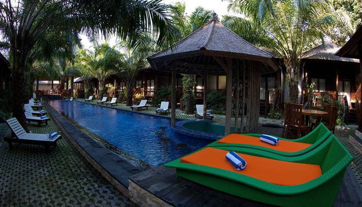 Coconut Resort Lombok - Swimming Pool