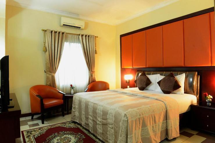 Sleepzzz Hotel Senayan Jakarta - Bedroom